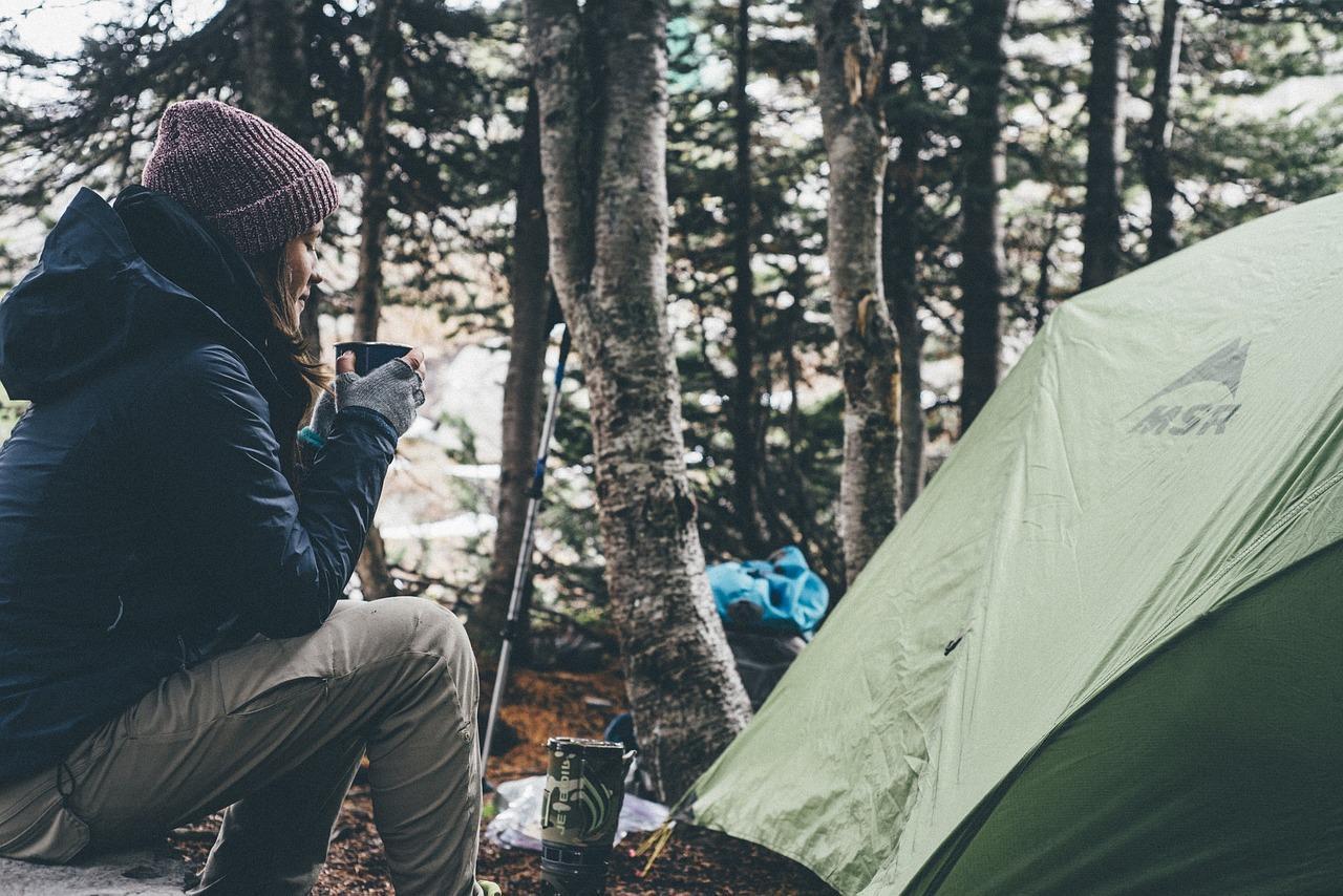 冬キャンプに備えて