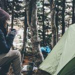 上級者向けの冬キャンプの紹介