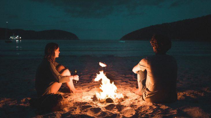 カップルキャンパーにおすすめなロマンティックキャンプ