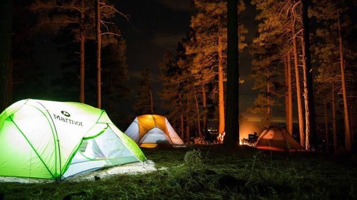 山形県の白川ダムキャンプ場の体験談