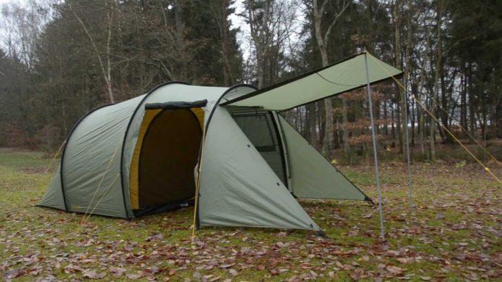 キャンプに必需品のテント トンネルテントはどうですか?